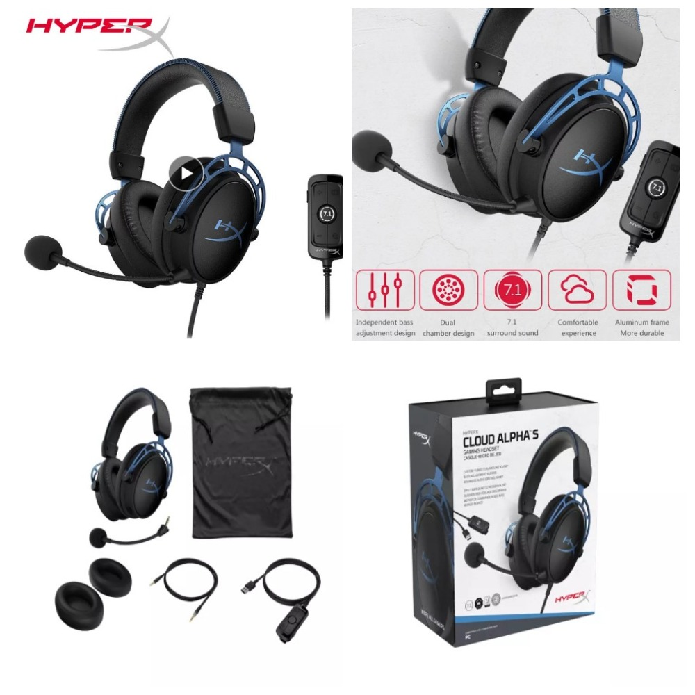 Top 30 gaming headphones from Aliexpress