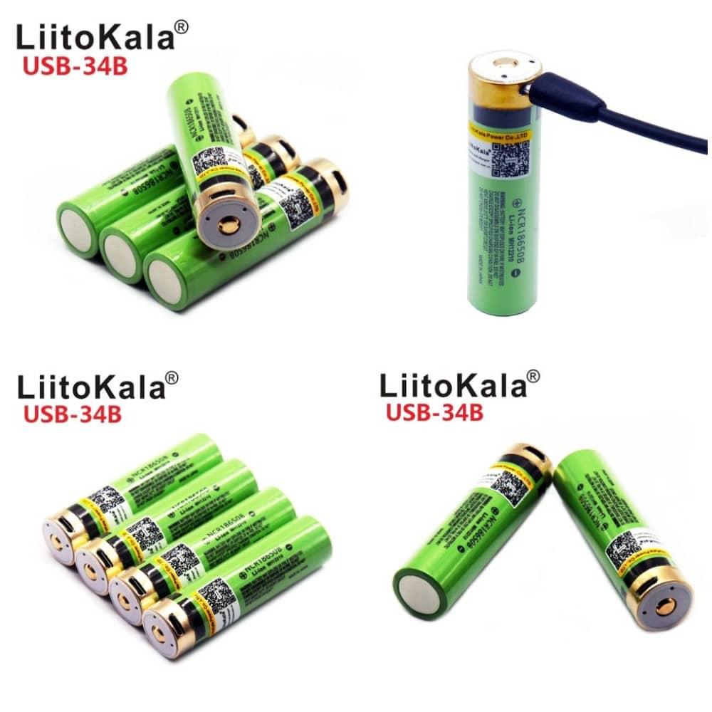 Топ 40 аккумуляторных батареек с Алиэкспресс